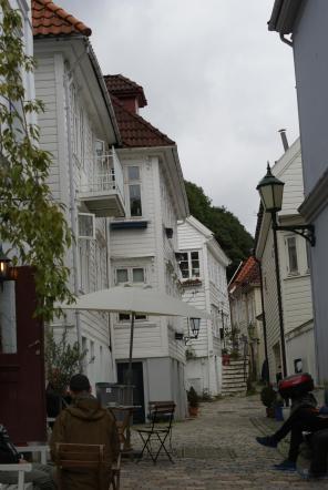 Lille Ovregaten Bergen