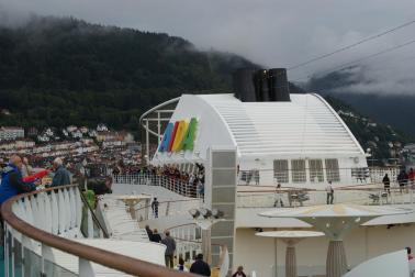 Sail Away AIDA Bergen