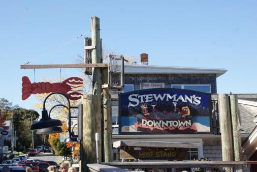 Stewmann's Hummerlokal West Street