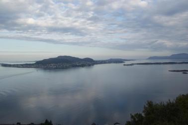 Fjord Alesund Meer