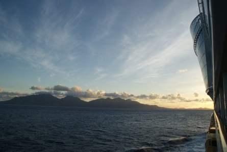 Mount Liamuiga St. Kitts