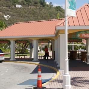 Taxistand Sint Maarten