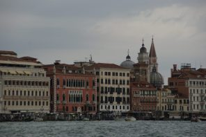 Fondamenta delle Zattere Venedig