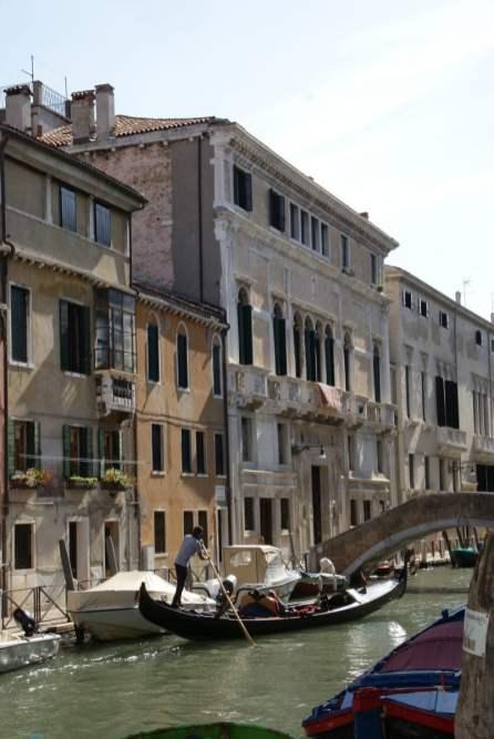 Cannaregio Häuser