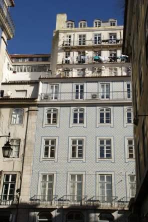 Rua da Madalena Lissabon