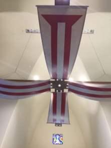 Decke der Capela de Nossa Senhora da Paz