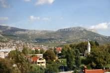 Landschaft Split Kroatien Stadt Wald
