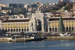 Praca do Comercio Lissabon