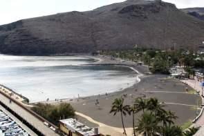 La Playa de San Sebastian Bucht