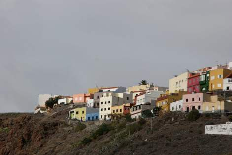 San Sebastian Häuser