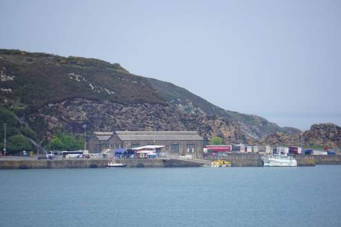 Fishguard Harbour Fishguard Wales