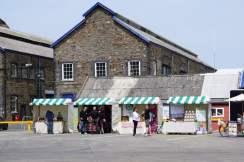 Regionale Produkte Fishguard Wales