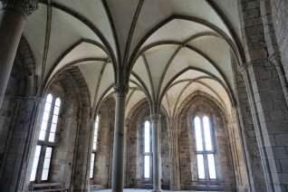 Gästesaal Mont-Saint-Michel Abtei