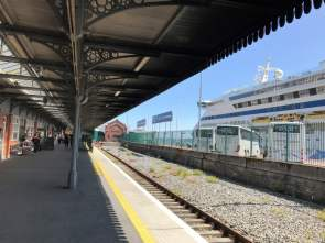 Bahnhof Cobh nach Cork