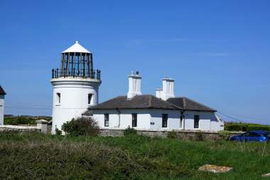 Alter Leuchtturm Isle of Portland Privatbesitz