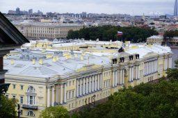 Senats-und Synods Gebäude