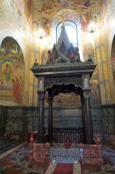 Stelle des Anschlages auf den Zar Alexander II