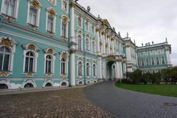 Eremitage- einst Winterpalast