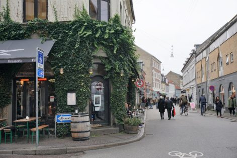 Cafe Drudenfuss Aarhus