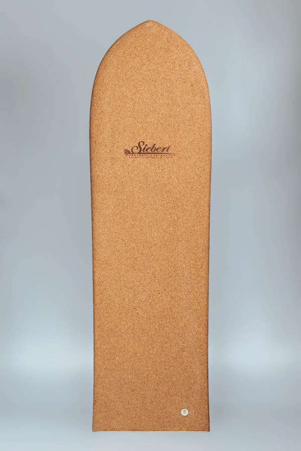 "Corky Alaia 4'11"" Siebert Woodcraft Surfboards"