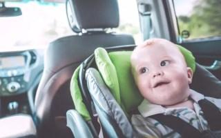 siège auto enfant erreur
