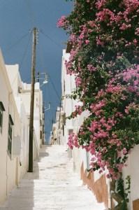 Ruelle, Architecture - Syros - 3 îles grecques - Destination, Grèce