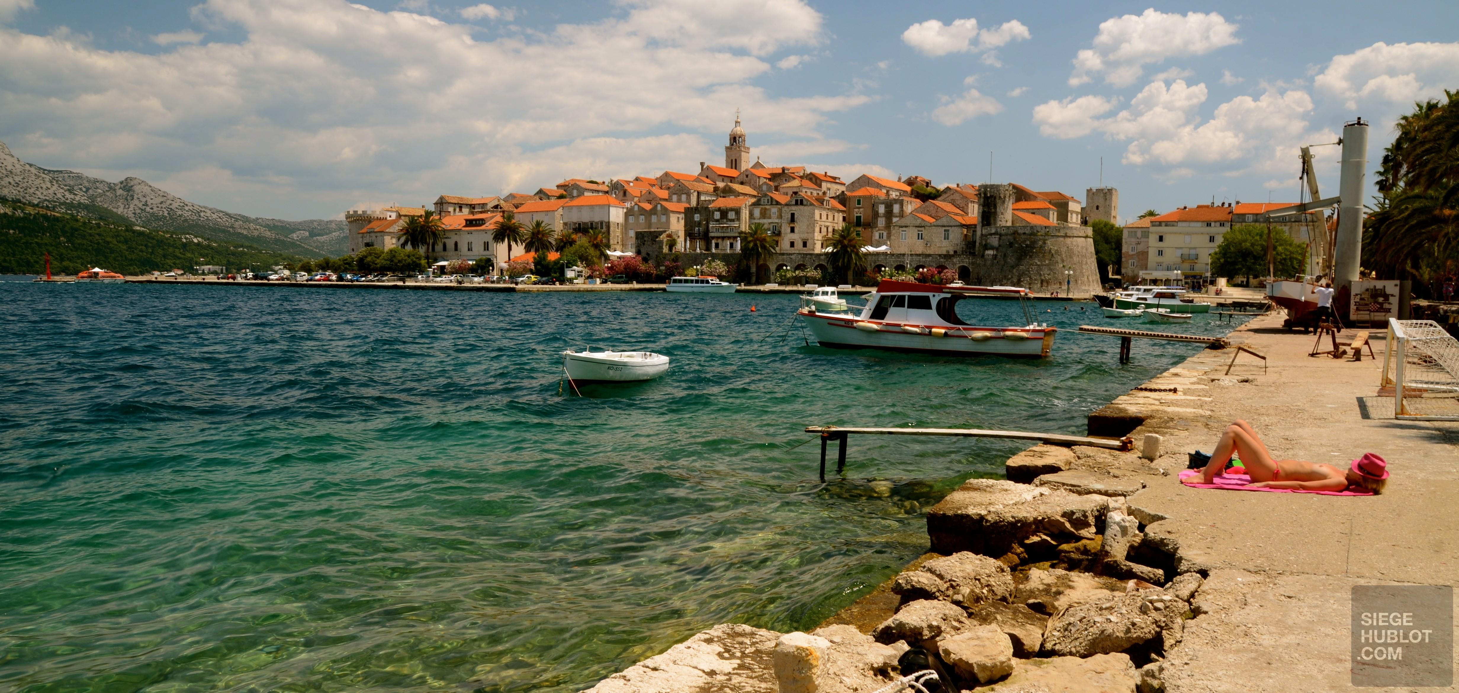 Un Pipi au Zizi en Croatie - europe, croatie, a-faire