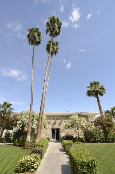 Entrée, Hôtel - Le Valley Ho - 3 Adresses à Scottsdale - Hôtel, Scottsdale, Arizona