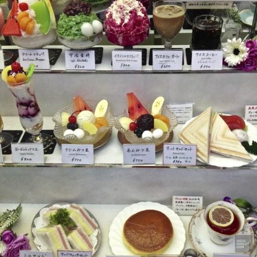 fruit salad - Virée à Osaka - restos, japon, asie, a-faire