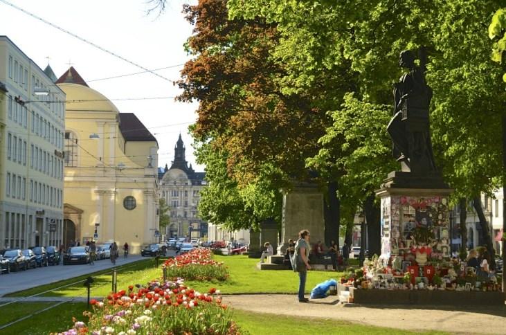 DSC_6129 - Munich, ce n'est pas juste l'Oktoberfest - europe, allemagne, a-faire