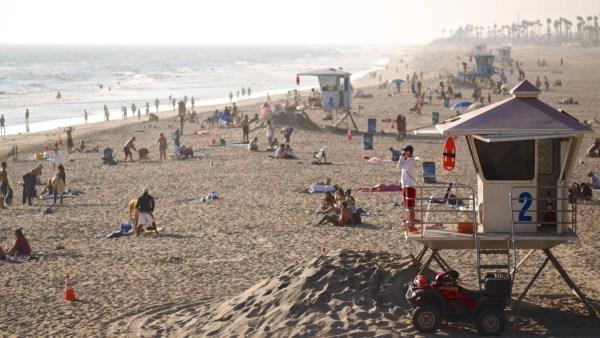 Huntington Beach, California - etats-unis, californie, amerique-du-nord, a-faire