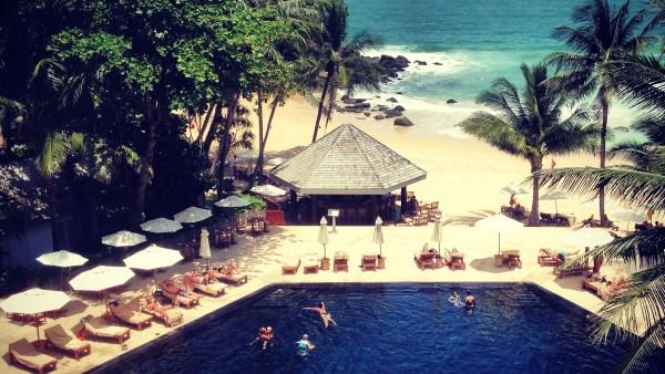 Un Hôtel à Surin - thailande, hotels, asie