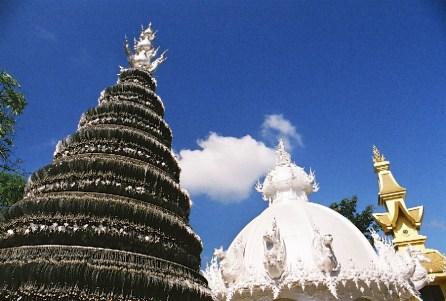 2-07 - Le temple blanc - thailande, asie, a-faire