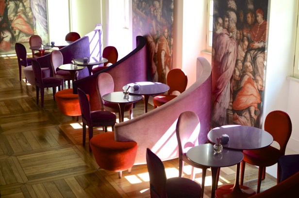 DSC_3029 - Un Gran Melia à Roma - italie, hotels, europe