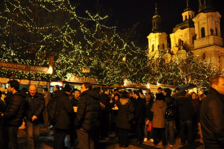 128 - 3 marchés de Noël en Europe - slovaquie, republique-tcheque, europe, autriche, a-faire