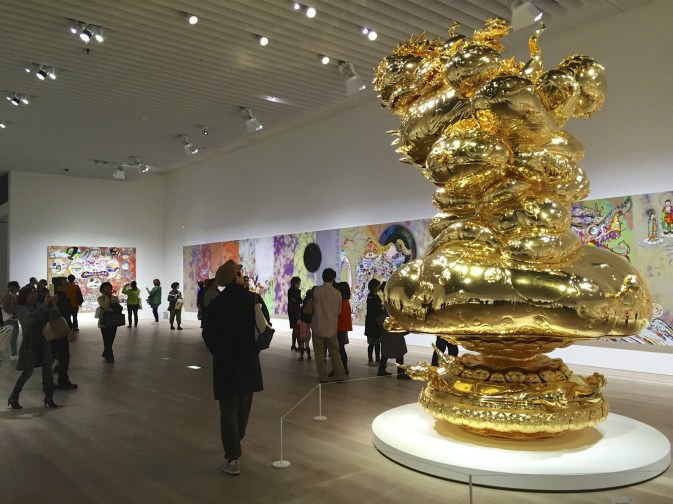 IMG_0211 - Superbe expo à Tokyo - japon, asie, a-faire