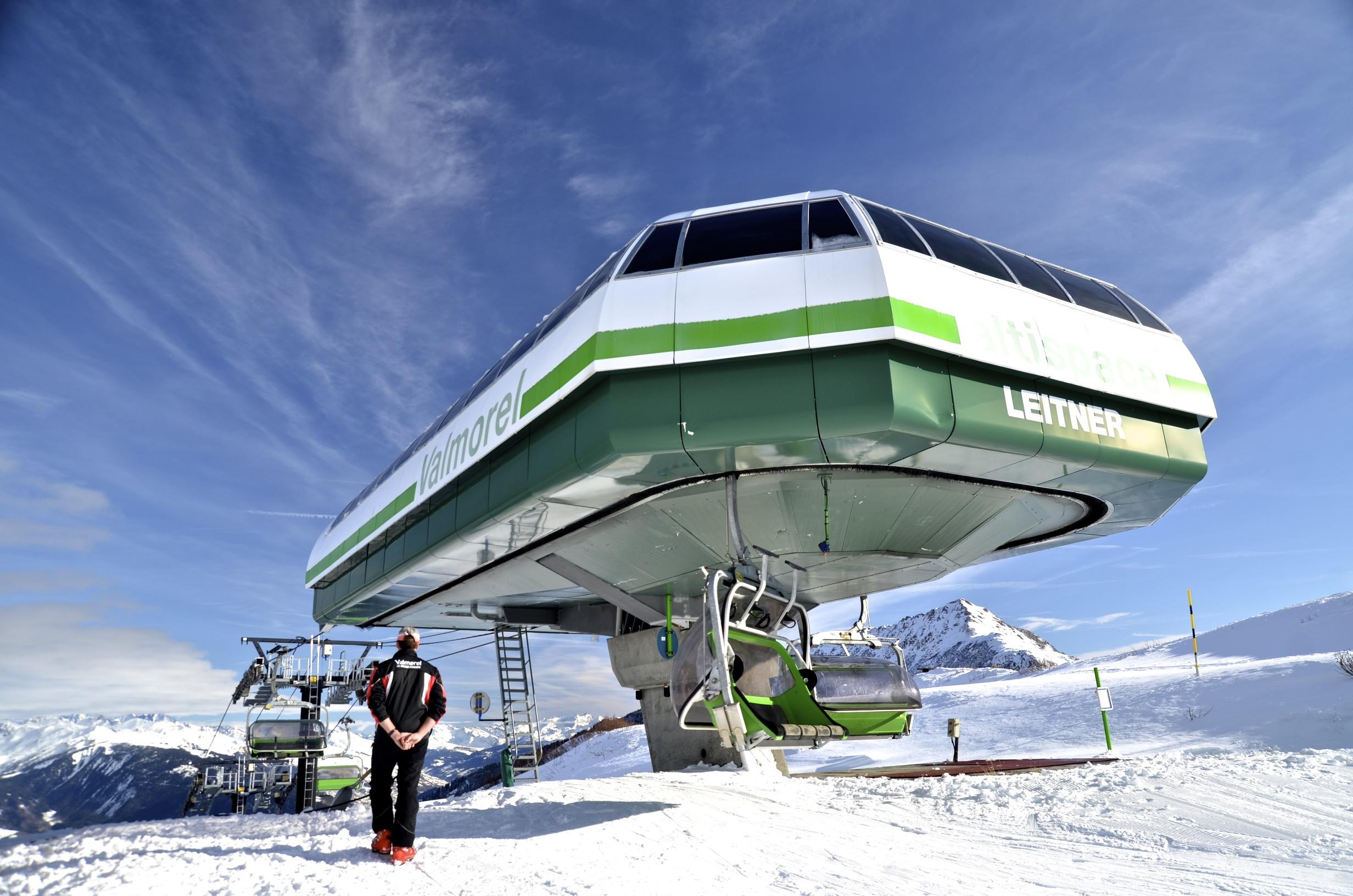 Un Club Med dans les Alpes - france, europe, a-faire