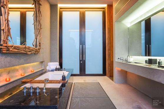 SO Pool Villa - SO Nature Style - Bathroom - So superbe à Hua Hin - thailande, hotels, asie