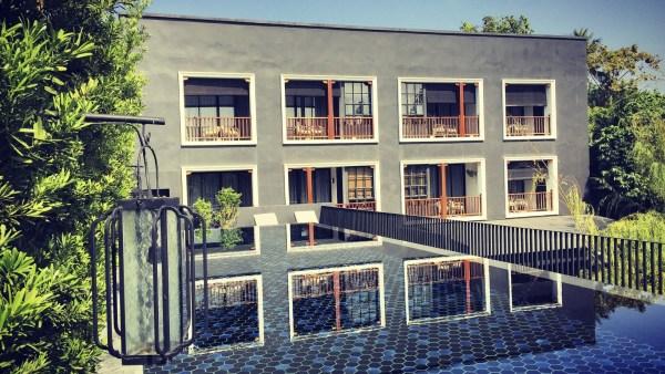 L'Hôtel des Artists Ping River à Chiang Mai - thailande, hotels, asie