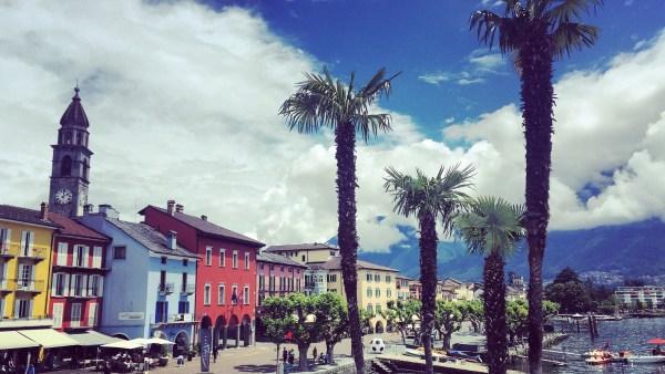Bella Ascona - suisse, restos, europe, cafes-restos