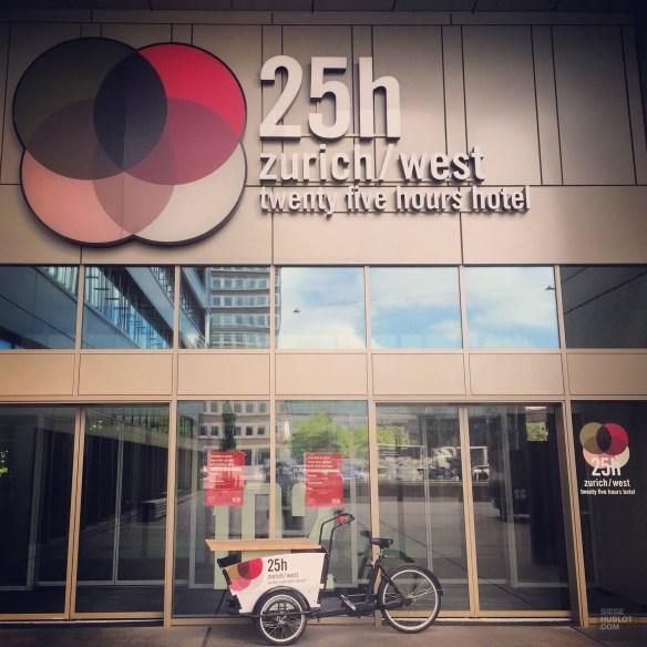 IMG_7260 - L'hôtel 25hours à Zürich - suisse, hotels, europe