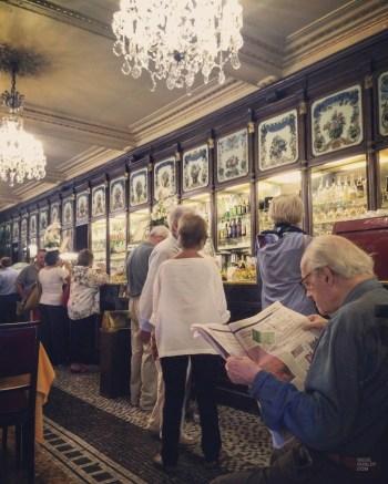 img_0469 - 3 cafés historiques à Turin - italie, europe, cafes-restos, cafes