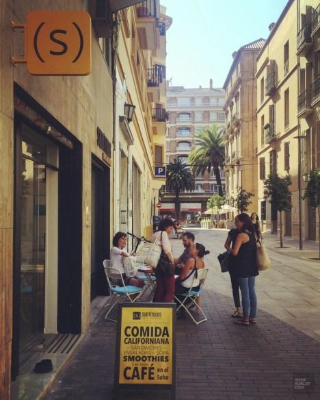 img_1272 - 3 cafés à Malaga - europe, espagne, cafes-restos, cafes