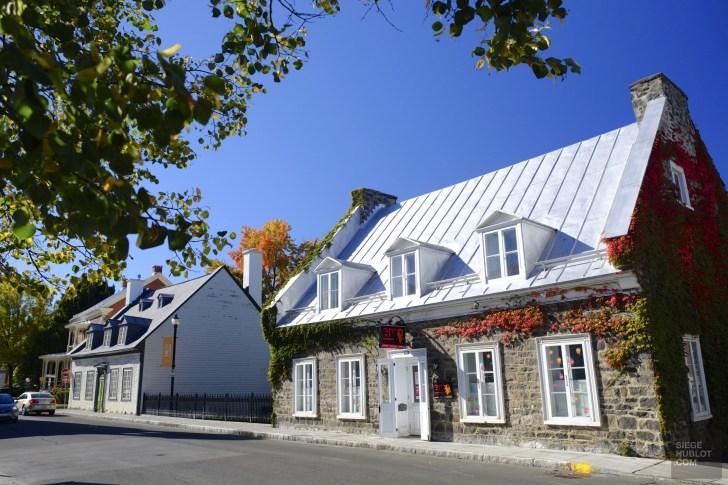 srgb9157 - Le vieux Trois-Rivières par une belle journée d'automne - quebec, canada, amerique-du-nord, a-faire