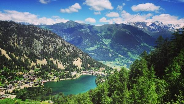Sous le charme de Champex en Suisse - videos, suisse, europe, a-faire