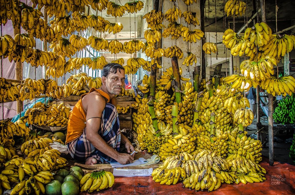 Marché rural au Bangladesh - bangladesh, asie, a-faire