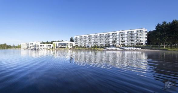 Esterel-ete_hotel_vu_lac_5x7_300dpi - Séjour à l'Estérel Resort - rode-trip, quebec, hotels, featured, destinations, canada