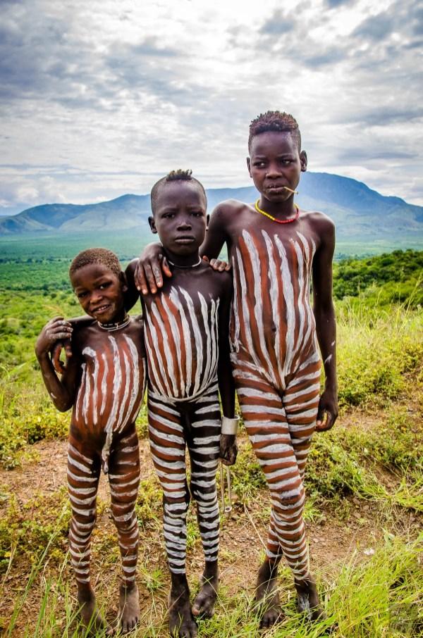 tribes-8789 - Les tribus d'un autre temps - ethiopie, featured, destinations, afrique