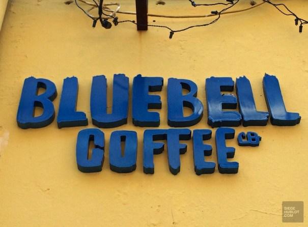 Enseigne - Bluebell Coffee - Mon coeur Valence - Europe,Espagne