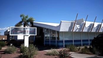 Extérieur architecture - Welcome Diner - Tout sur Tucson - Amérique, États-Unis, Arizona